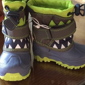 Other - ** New kids boots size 5.